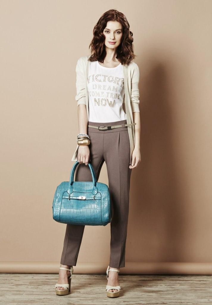 модная одежда молод жная лето 2012