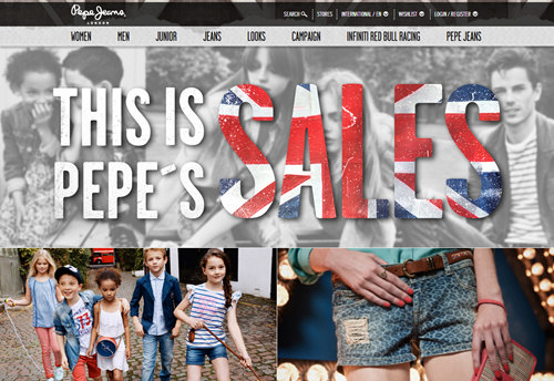 Пепе джинс официальный доставка