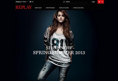 Реплей Одежда Официальный Сайт